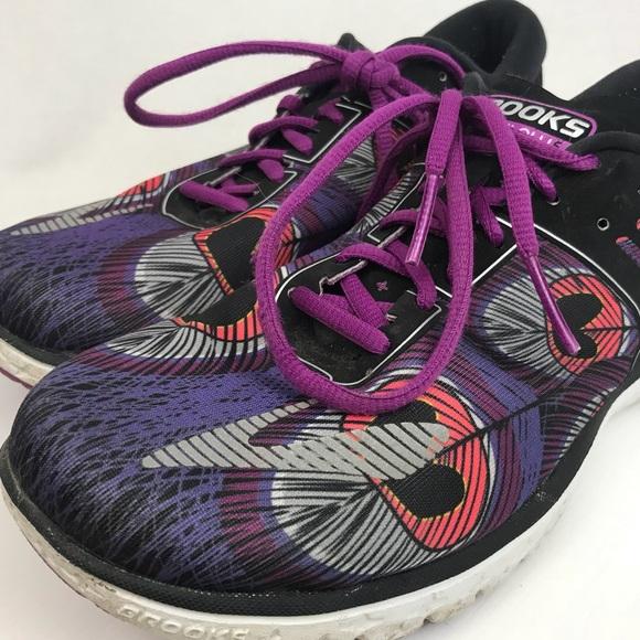 e5550c72b9c Brooks Shoes - Brooks Womens Pureflow 6 Running Shoe Peacock 9